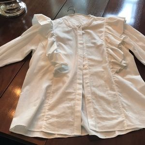 Hunter Bell Taylor top size L